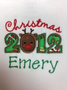 Emery Christmas Design