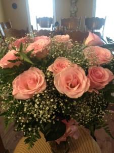 bday roses