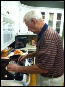 Dad-Cooking