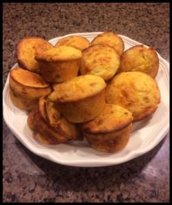 Muffins-Plate