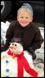 Zeke-snowman