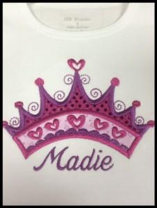 Madie - crown